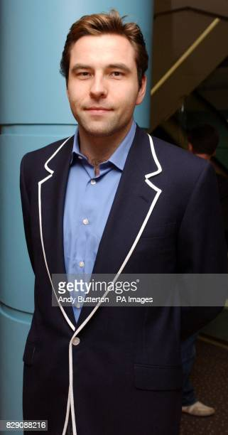 David Walliams arrives for the celebrity screening of Michael Moore's latest documentary film Fahrenheit 9/11 held at the Vue Cinema Leicester Square...
