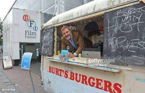 David Walliams attends a BFI Southbank preview of 'Ratburger' Sky 1's TV adaptation of his book published by HarperCollins on September 3 2017 in...