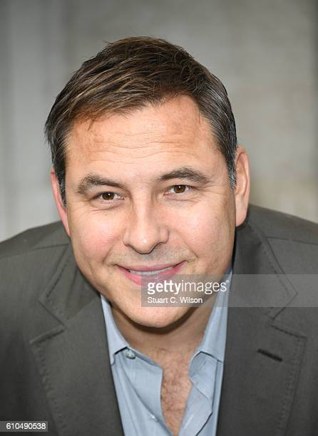 David Walliams attends a Photocall for the Gangsta Granny stage show on September 26 2016 in London England