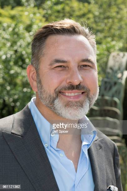 David Walliams attends the Chelsea Flower Show 2018 on May 21 2018 in London England