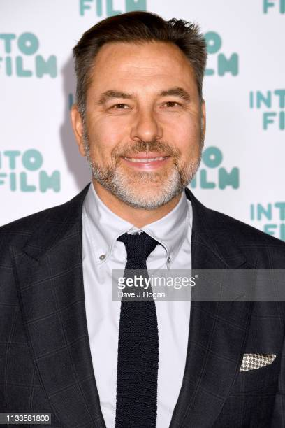 David Walliams attends the Into Film Award 2019 at Odeon Luxe Leicester Square on March 04 2019 in London England