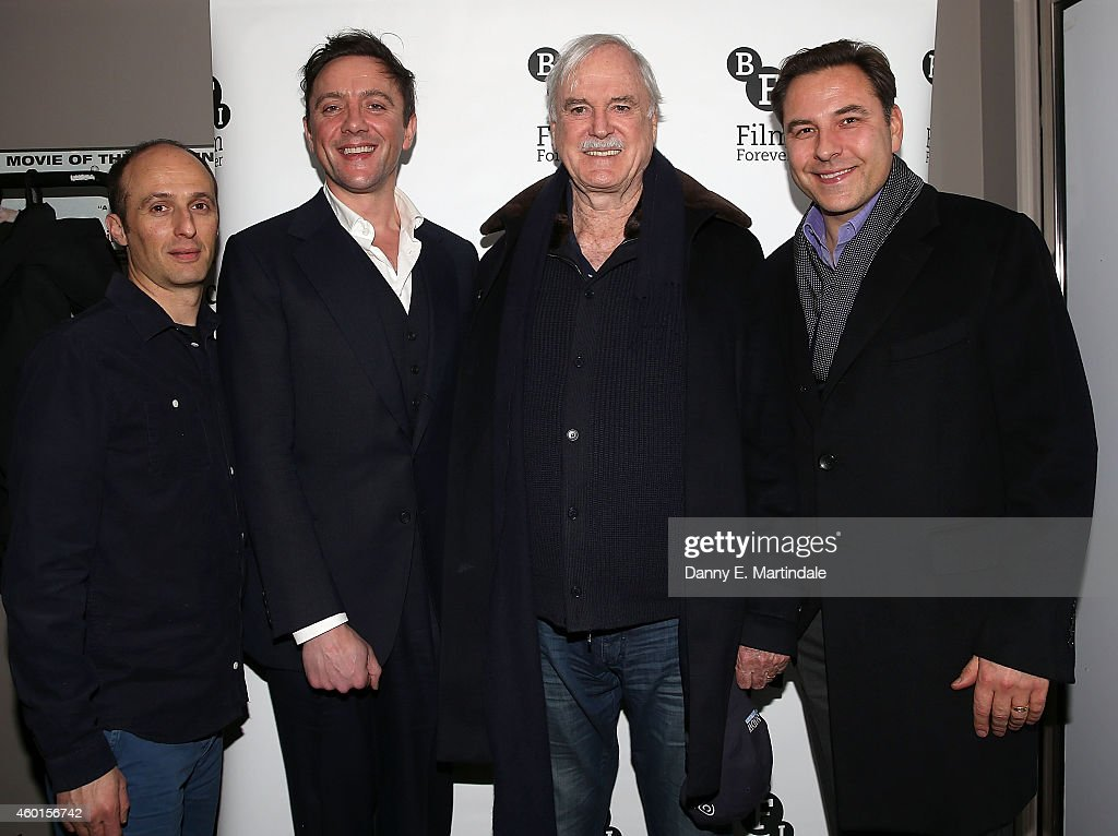 John Cleese Introduces BFI Screenings Of 'At Last The 1948 Show' : News Photo