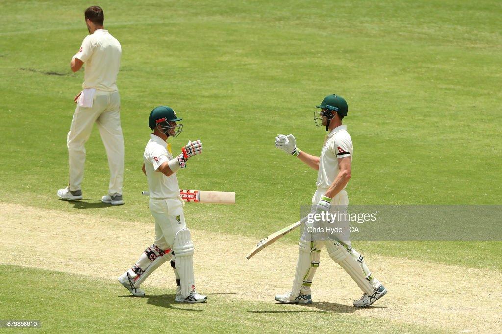 Australia v England - First Test: Day 5 : News Photo