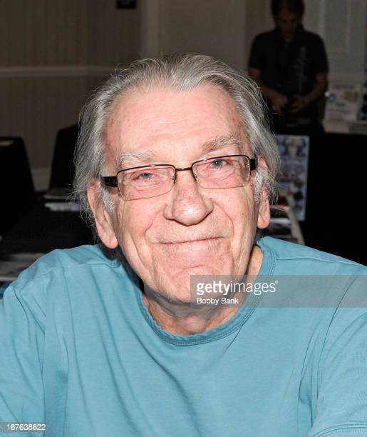 David Warner attends the 2013 Chiller Theatre Expo at Sheraton Parsippany Hotel on April 26 2013 in Parsippany New Jersey