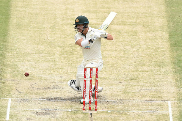 AUS: Australia v India: 4th Test: Day 4