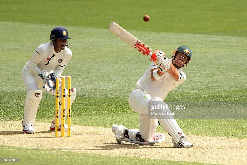 Australia v India - 1st Test: Day 1 : News Photo