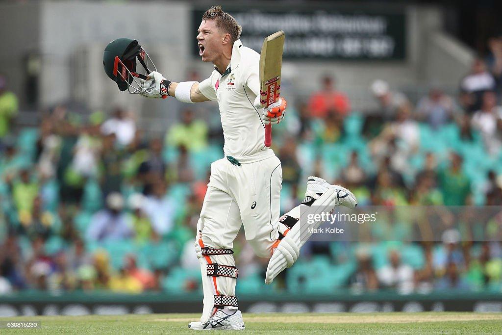 Australia v Pakistan - 3rd Test: Day 1 : News Photo