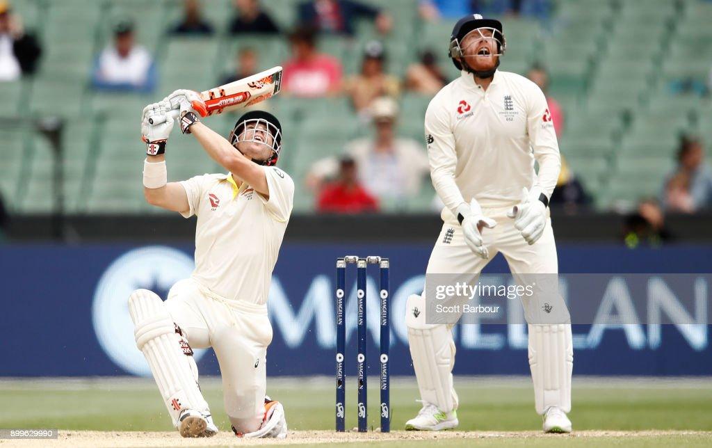 Australia v England - Fourth Test: Day 5 : News Photo