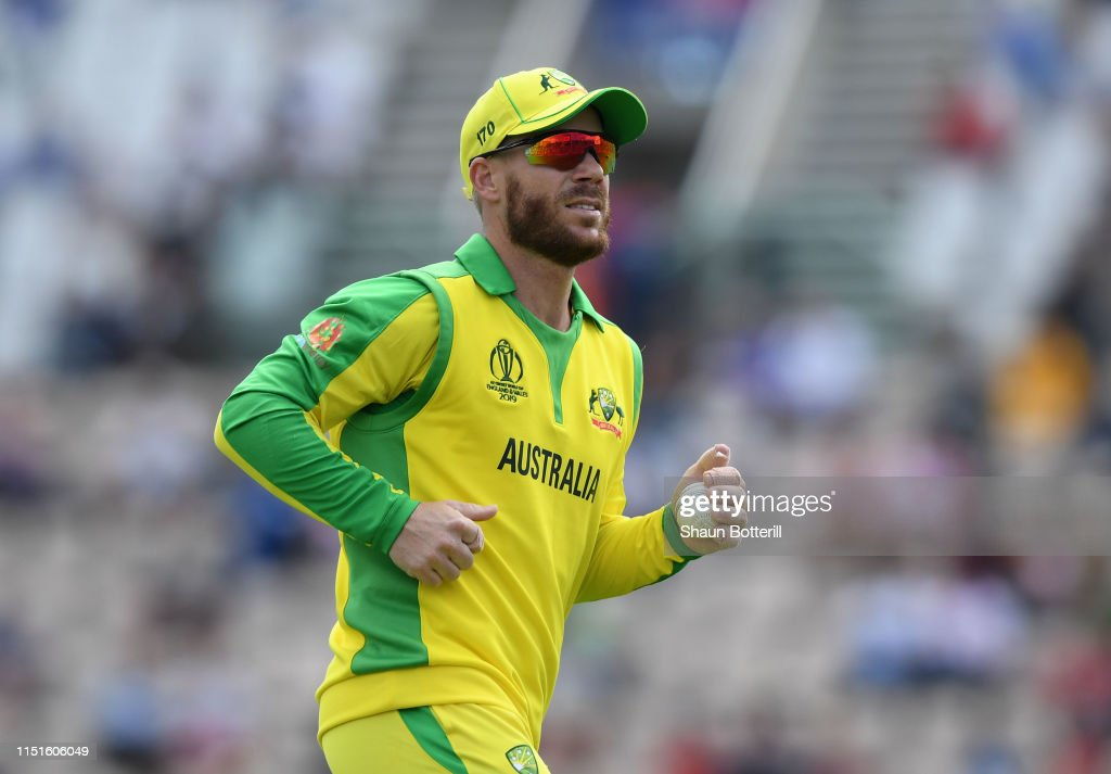 England v Australia – ICC Cricket World Cup 2019 Warm Up : News Photo