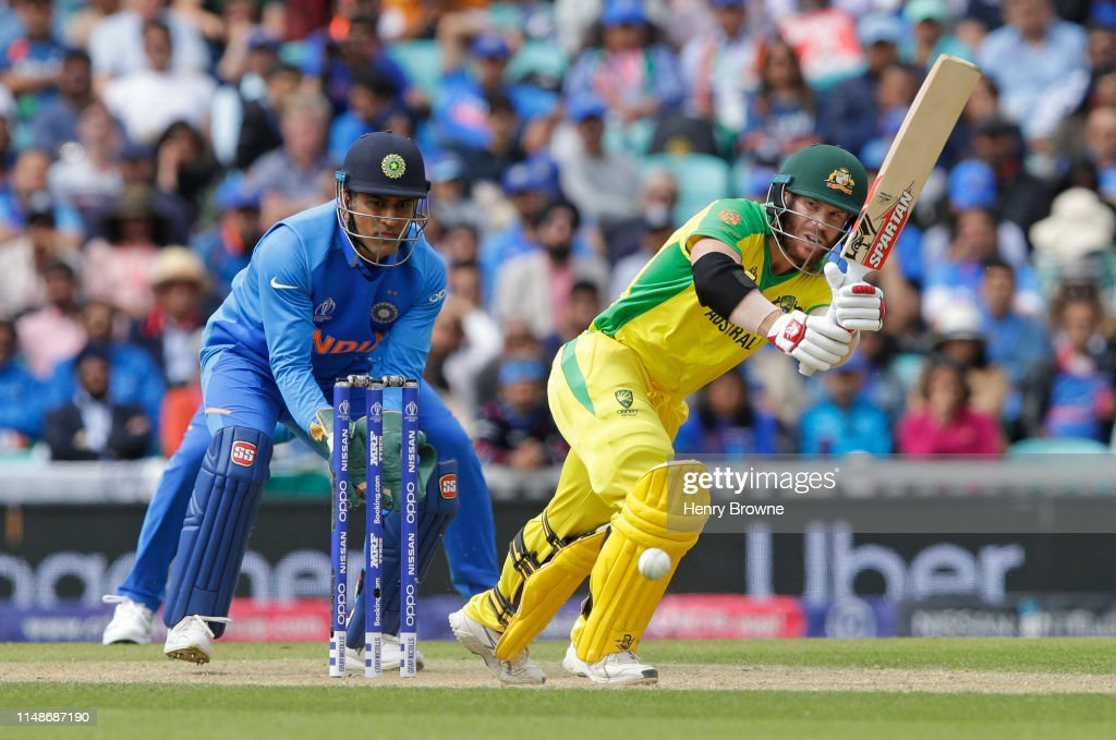 India v Australia - ICC Cricket World Cup 2019 : News Photo
