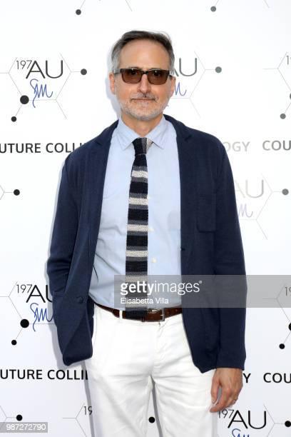 David Warren attends Sfilata AU197SM AltaRoma on June 29 2018 in Rome Italy