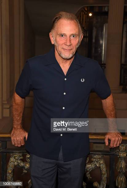 David Webb attends the press night after party for King Lear at No11 Carlton House Terrace on July 26 2018 in London England
