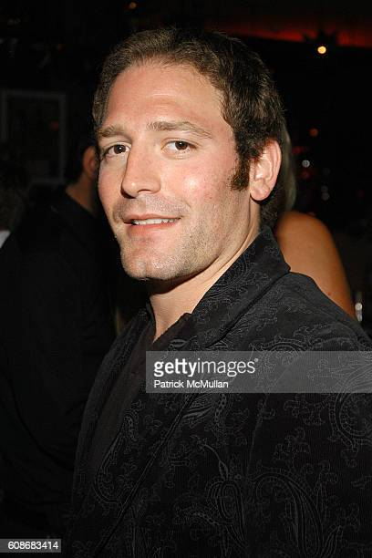 David Weintraub attends Harry Morton's Pink Taco Restaurant Celebrates the Opening of New Los Angeles Outpost at Pink Taco on June 28 2007 in Century...
