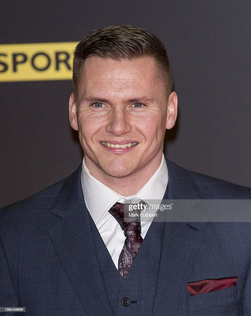 David Weir attends the BBC Sports Personality Of The Year Awards at ExCel on December 16, 2012 in London, England.