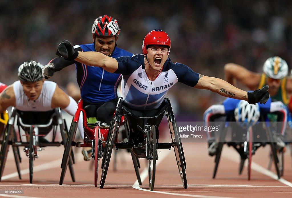 2012 London Paralympics - Day 6 - Athletics