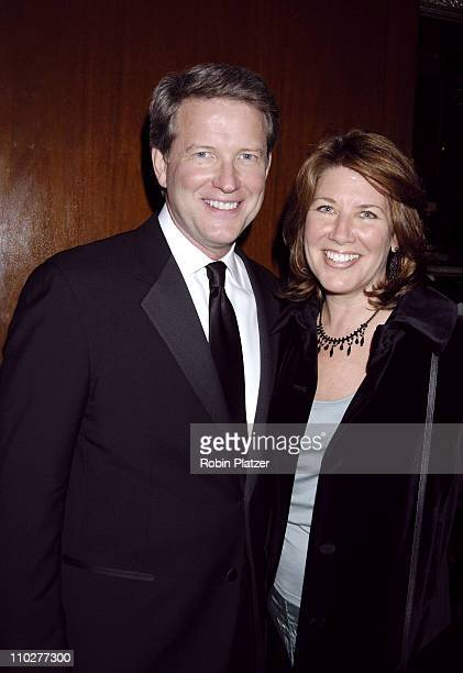 David Westin and Sherrie Westin during 2nd Annual UNICEF Snowflake Ball Arrivals at The Waldorf Astoria Hotel in New York City New York United States