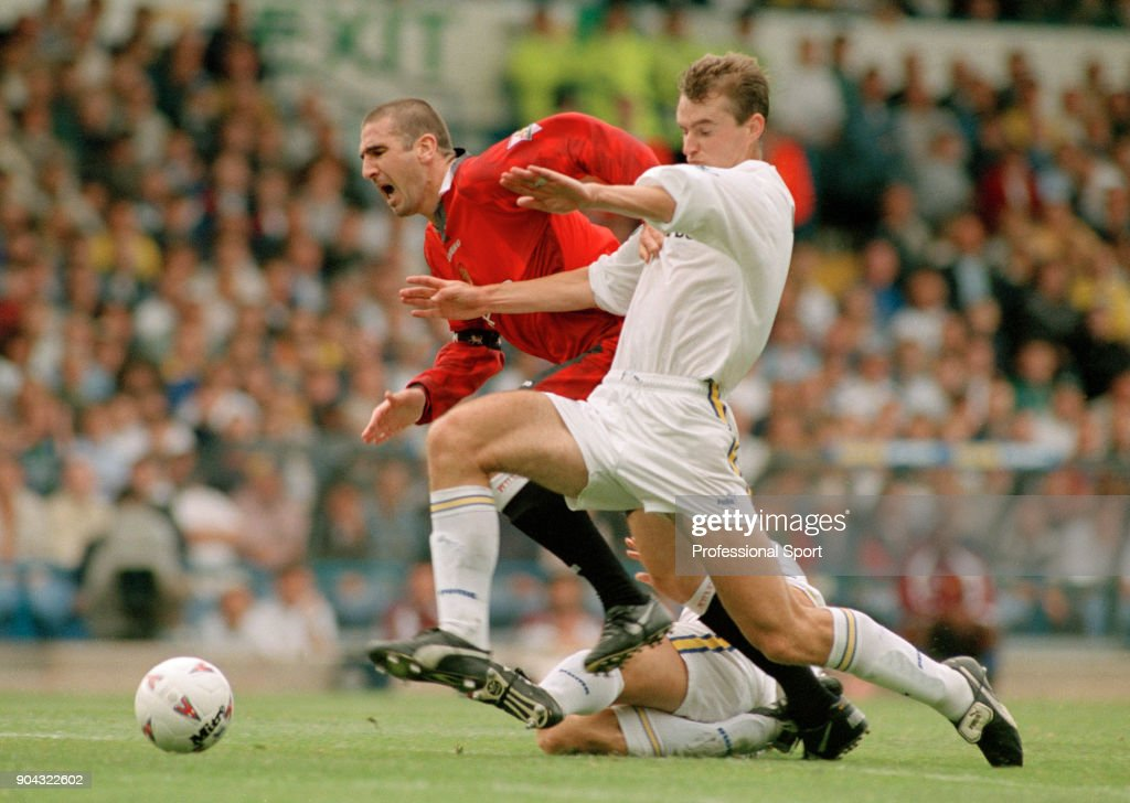 Leeds United v Manchester United - FA Carling Premiership : News Photo