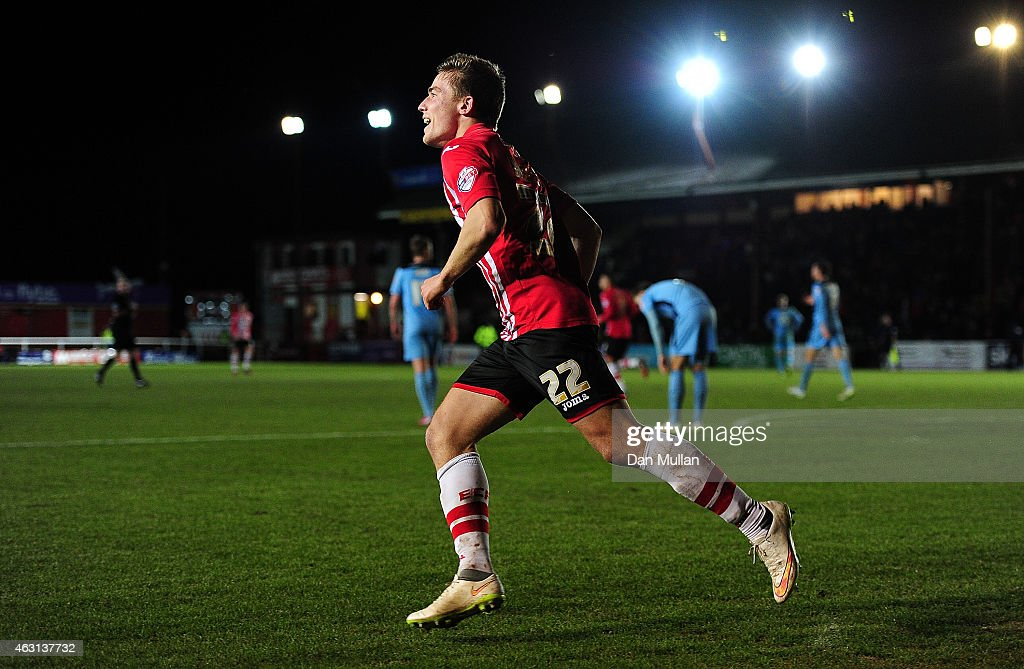 Exeter City v Cambridge United - Sky Bet League Two : News Photo