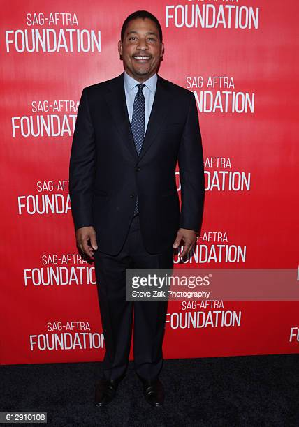 David White attends The Grand Opening Of SAG-AFTRA Foundation's Robin Williams Center at SAG-AFTRA Foundation Robin Williams Center on October 5,...