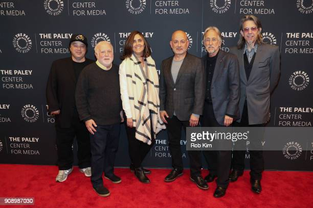 David Wild writer GRAMMY Awards Ken Ehrlich executive producer GRAMMY Awards Chantel Sausedo talent producer GRAMMY Awards Jack Sussman executive...