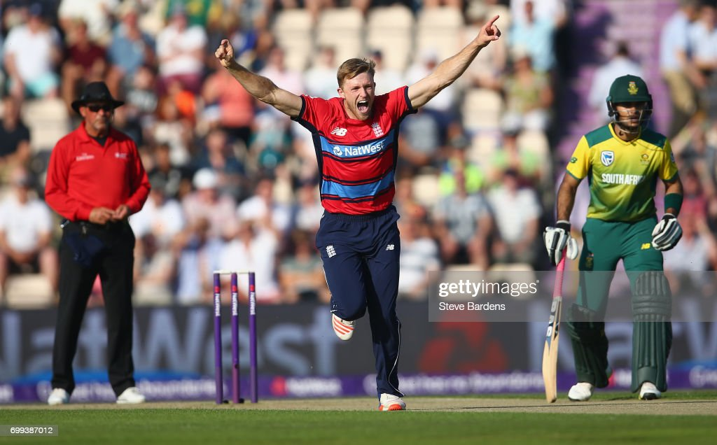 England v South Africa - 1st NatWest T20 International
