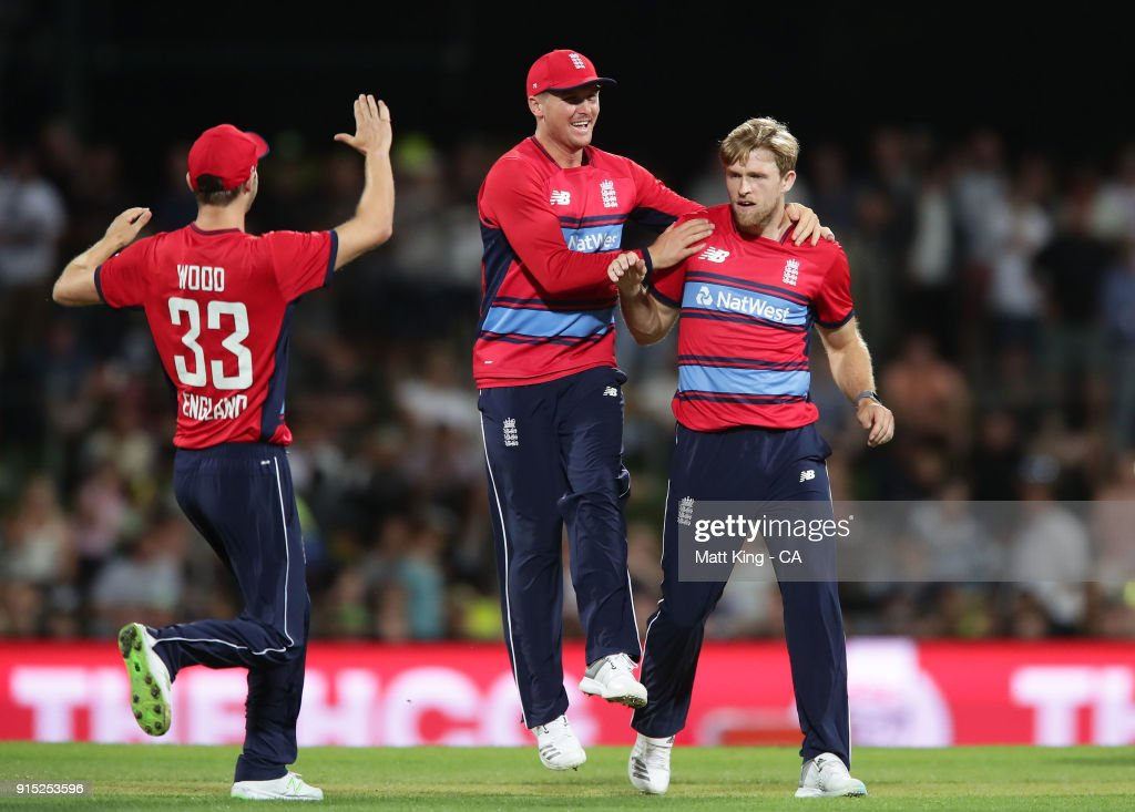 Australia v England - T20 Game 1