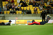 wellington new zealand david willey england
