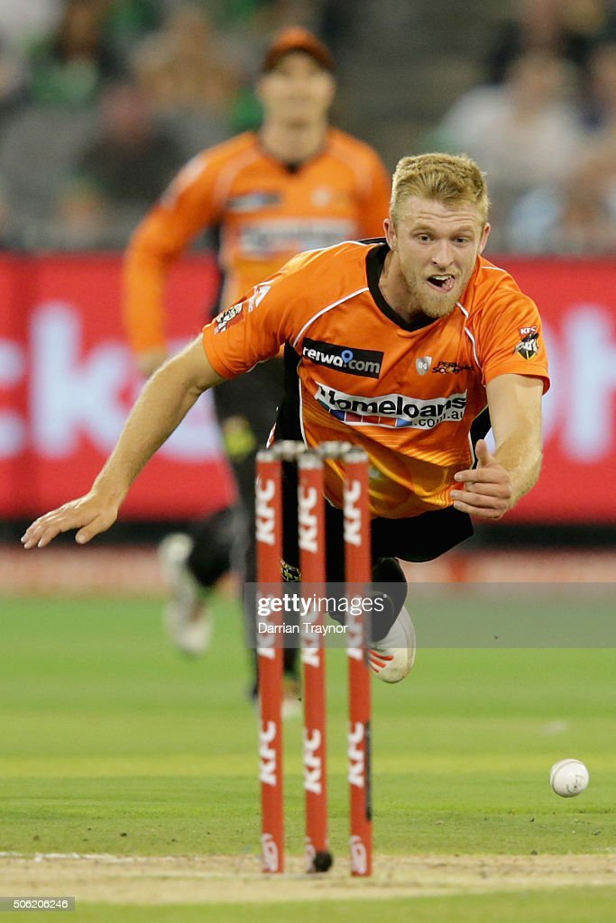 Big Bash League Semi Final - Melbourne Stars v Perth Scorchers