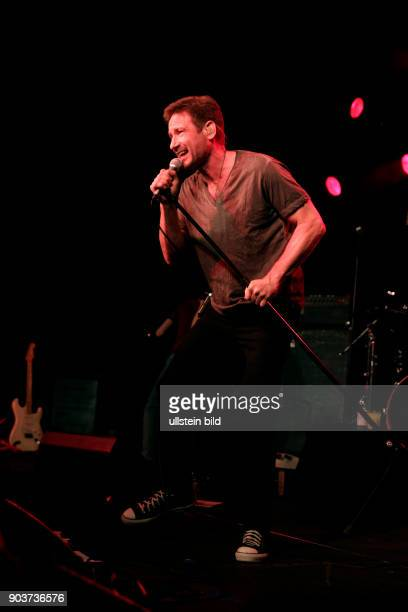 """David William Duchovny """"Hell Or Highwater""""-Tour Live Music Hall Köln"""