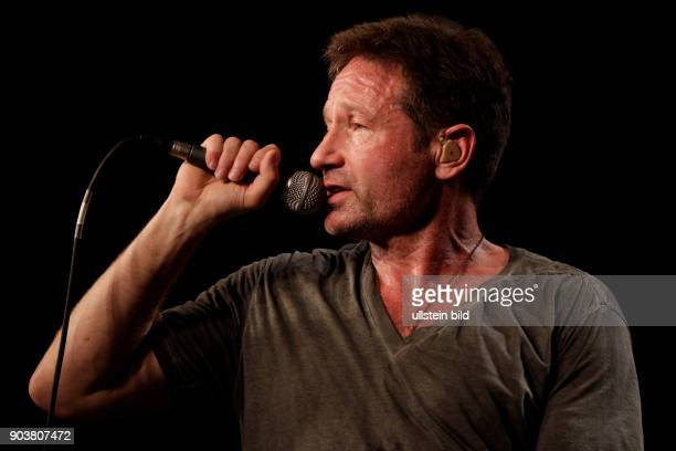 David William Duchovny 'Hell Or Highwater'Tour Live Music Hall Köln