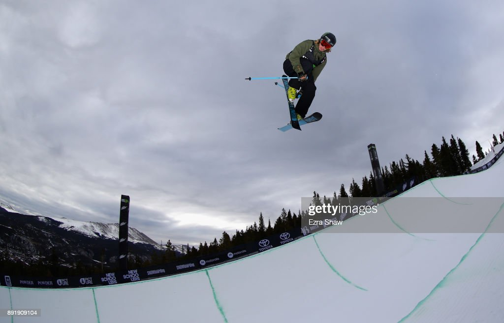Dew Tour Breckenridge 2017 - Day 1