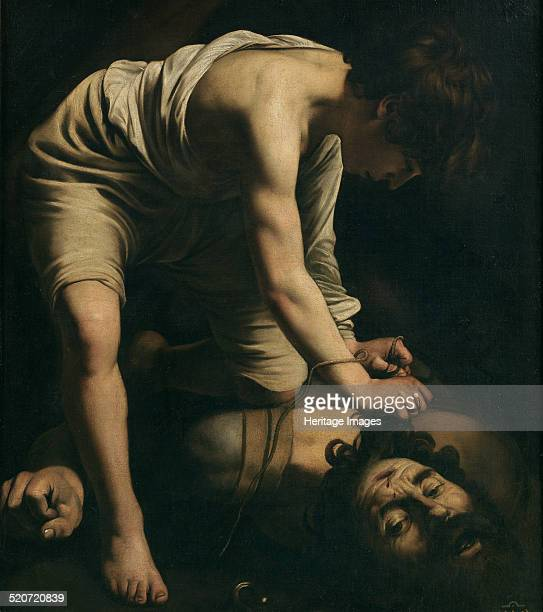 David with the Head of Goliath Found in the collection of Museo del Prado Madrid