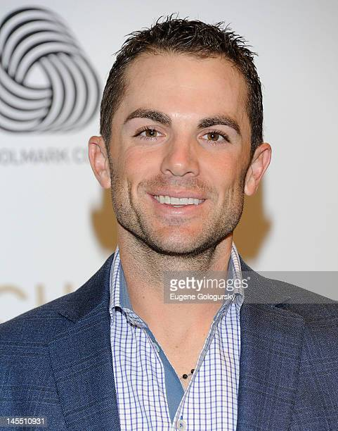 David Wright attends A Night of Men's Style at Macy's Herald Square on May 31 2012 in New York City