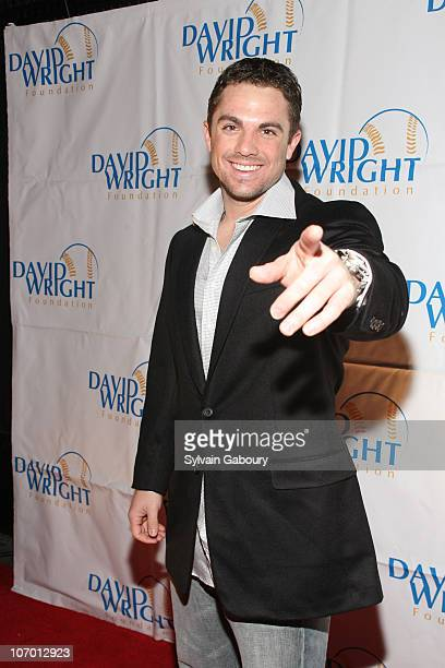 David Wright during The 2nd Annual Do The Wright Thing Gala Red Carpet Arrivals at Hard Rock Cafe at 1501 Broadway on 43rd Street in New York City...