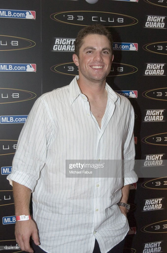 '33 Club Party' Hosted by David Wright and Presented by MLB.com