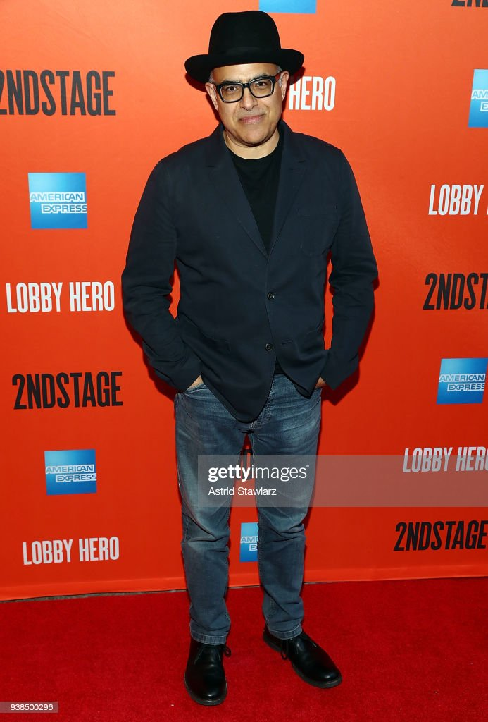 """Lobby Hero"" Broadway Opening Night"