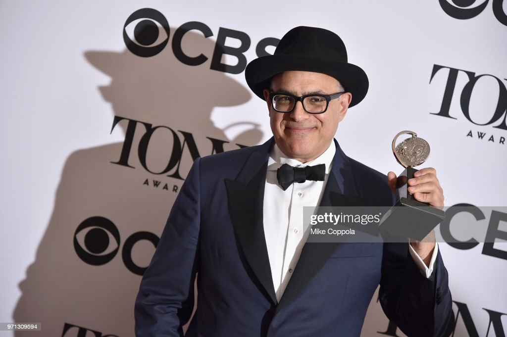 2018 Tony Awards - Media Room