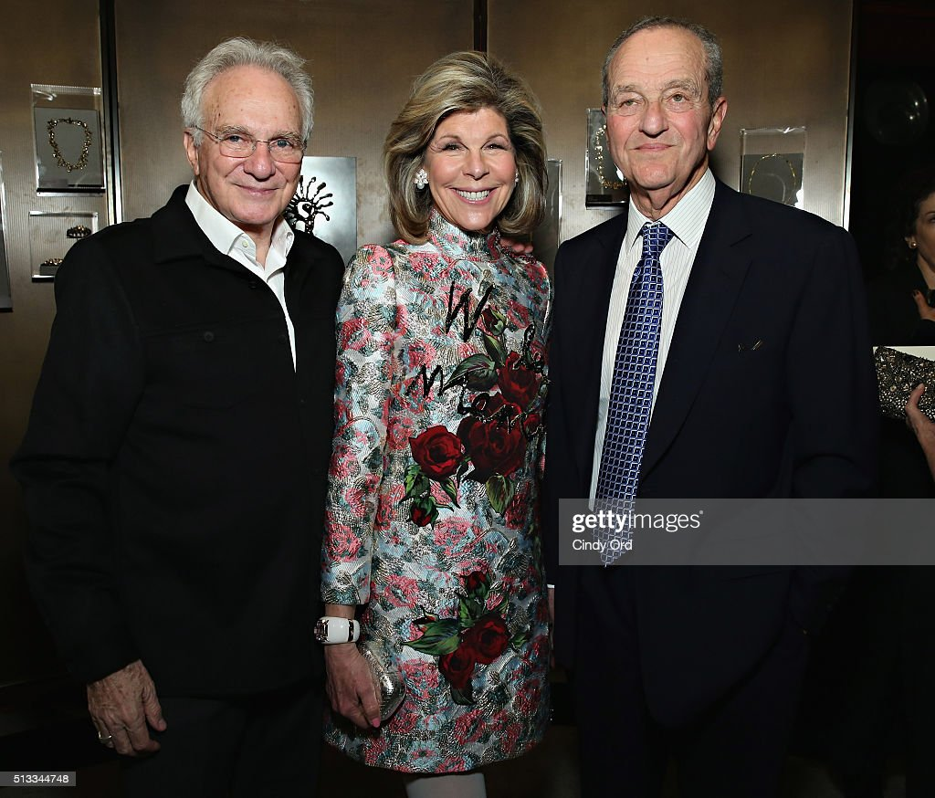 Jamee Gregory: David Yurman, Jamee Gregory And Peter Gregory Attend As