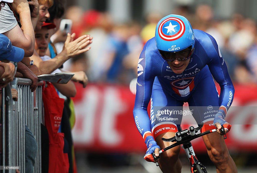 Le Tour de France 2012 - Prologue