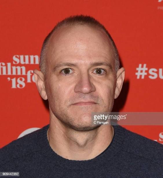 David Zellner attends the 'Damsel' Premiere during the 2018 Sundance Film Festival at Eccles Center Theatre on January 23 2018 in Park City Utah