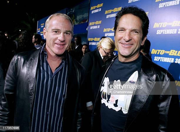 David Zelon, producer, and Peter Guber, executive producer