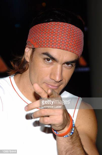 David Zepeda during 2005 Azteca America Upfront at American Museum of Natural History in New York NY United States