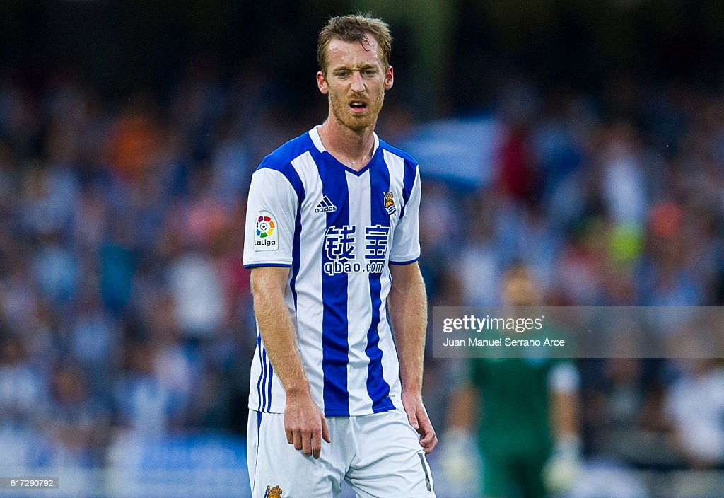 Real Sociedad de Futbol v Deportivo Alaves - La Liga : News Photo