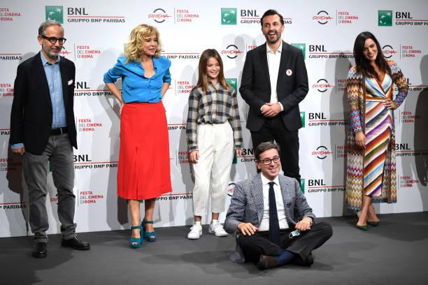 "ITA: ""Fortuna"" Photocall - 15th Rome Film Festival"