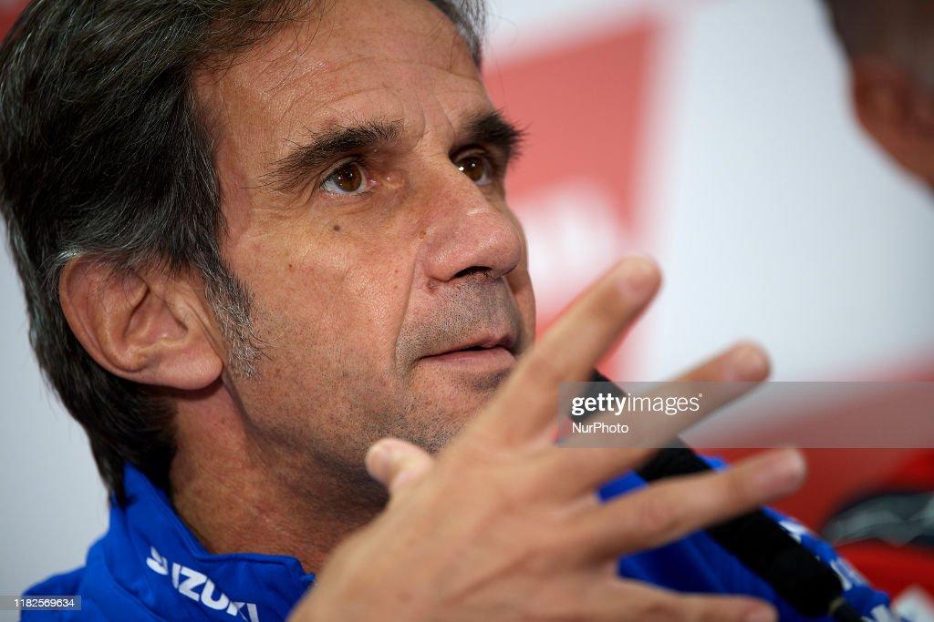 MotoGP Of Valencia - Free Practice : News Photo