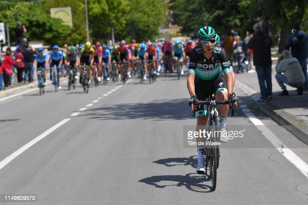 Davide Formolo of Italy and Team Bora - Hansgrohe / during the 102nd Giro d'Italia 2019, Stage 7 a 185km stage from Vasto to L'Aquila 705m / Tour of...
