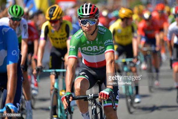 Davide Formolo of Italy and Team Bora-Hansgrohe / during the 74th Tour of Spain 2019, Stage 2 a 199,6km stage from Benidorm to Calpe / #LaVuelta19 /...
