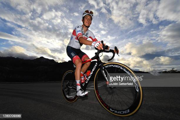 Davide Formolo of Italy and UAE Team Emirates / during the 75th Tour of Spain 2020, Stage 11 a 170km stage from Villaviciosa to Alto de La Farrapona....