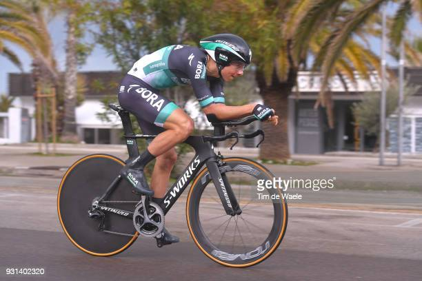 Davide Formolo of Italy during the 53rd Tirreno-Adriatico 2018, Stage 7 a 10,5km Individual Time Trial stage in San Benedetto Del Tronto on March 13,...