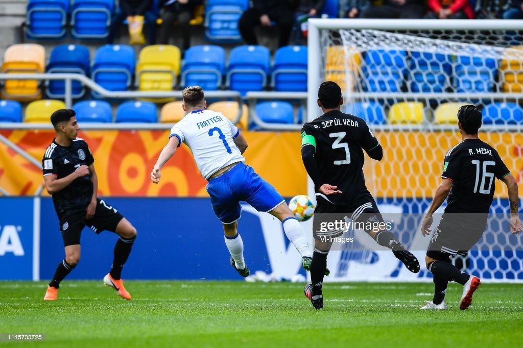 "FIFA U-20 World Cup Poland 2019""Mexico U20 v Italy U20"" : News Photo"